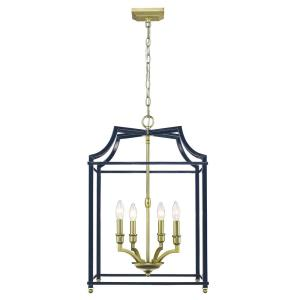 Leighton - 4 Light Pendant