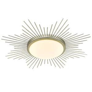 Kieran - 24 Inch 16W 1 LED Flush Mount in Streamlined style - 2.88 Inches high by 24 Inches wide