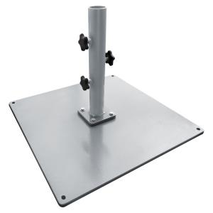 Low Profile Steel Base 90lb
