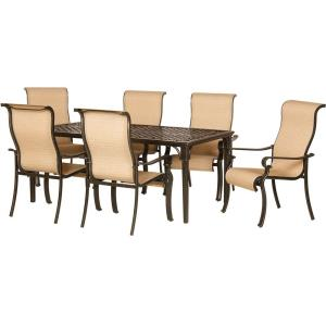 "Brigantine - 69"" 7-Piece Outdoor Dining Set"