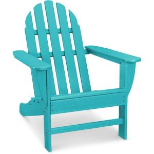 """Classic - 35.25"""" All-Weather Adirondack Chair"""