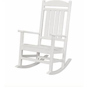 "Pineapple Cay - 42.5"" All-Weather Porch Rocker"