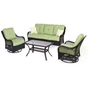 "Orleans - 74.8"" 4-Piece Seating Set"
