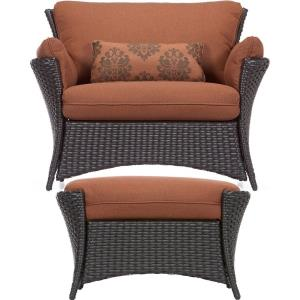 "Strathmere Allure - 41.25"" 2 Piece Seating Set"