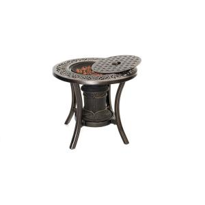 Side Table Fire Urn