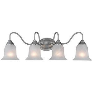 Saturn - Four Light Wall Sconce