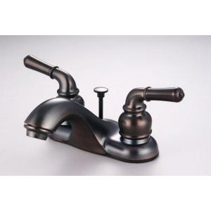 "9.19"" Double Handle Lavatory Faucet"