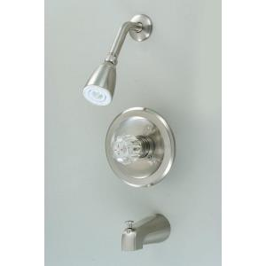 "7.46"" Single Handle Tub and Shower Faucet"