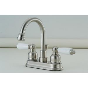 "5.88"" Double Handle Laundry/Bar Faucet"