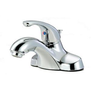 """6.31"""" Single Handle Lavatory Faucet"""