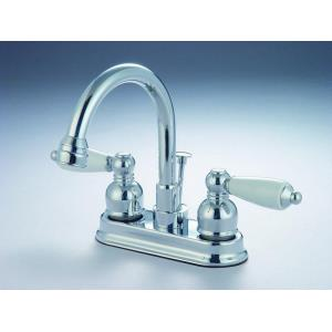 "10.38"" Double Handle Laundry/Bar Faucet"