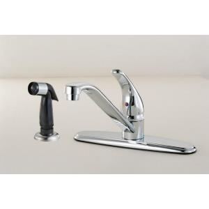 "10.88"" Single Handle Kitchen Faucet"