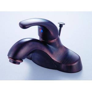 """7.09"""" Single Handle Lavatory Faucet"""