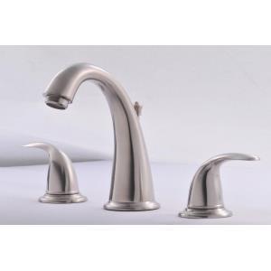 """8"""" Double Handle Lavatory Faucet"""