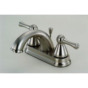 """8.88"""" Double Handle Lavatory Faucet"""
