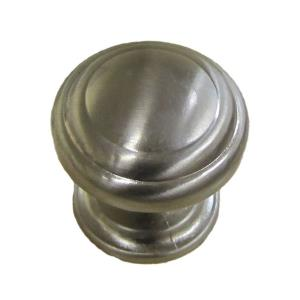 1.25 Inch Round Canibet Knob from the Art Nouveau Colletion