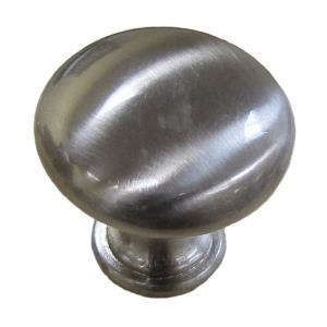 1.25 Inch Round Cabinet Knob from the Basic Collection