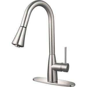 "10.25"" Single Handle Kitchen Faucet"