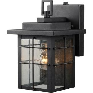 One Light Large Outdoor Wall Lantern