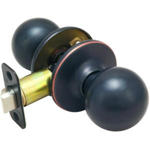 "Helena Collection 7.50"" Knob Passgae Door Handle"