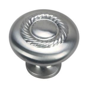 1.25 Inch Round Rope Cabinet Knob