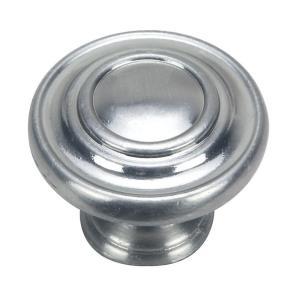 1.38 Inch Round Ringed Cabinet Knob