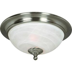 Saturn - Two Light Flush Mount