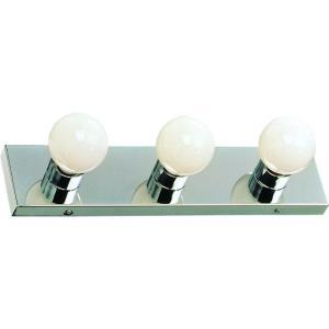 Three Light Bath Vanity