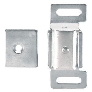 2.281 Inch Double Magnet Cabinet Catch