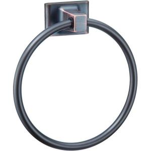 "Sunset Collection 6.44"" Towel Ring"