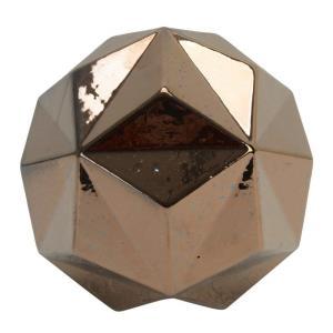 Rhodes - 7.25 Inch Geo Sculpture