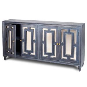 """Linden - 80"""" 4 Door Sideboard"""