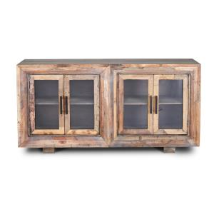 Hughes - 80 Inch 4 Door Sideboard
