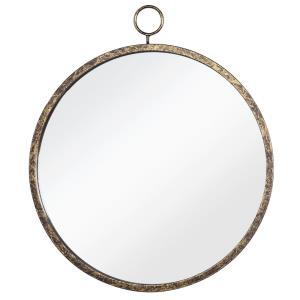 Haile - 20 Inch Round Mirror