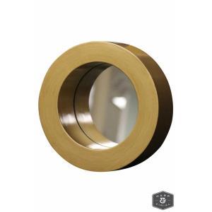 """Cane - 10.25"""" Round Mirror"""