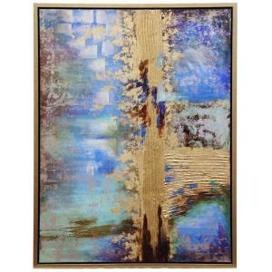"""Largo - 42"""" Small Canvas Wall Art"""