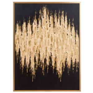Brooklyn - 41.75 Inch Framed Canvas Art