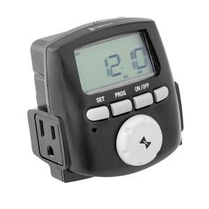 "Accessory - 3.25"" Digital Astronomical Time Clock"