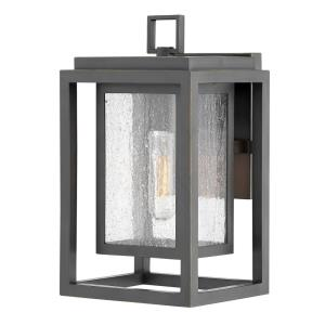 Republic - One Light Outdoor Small Wall Mount