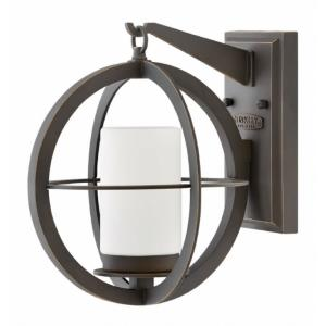 Compass  - One Light Outdoor Small Wall Mount