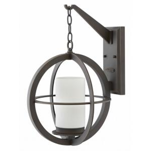 Compass  - One Light Outdoor Large Wall Mount