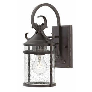 Casa - 1 Light Small Outdoor Wall Lantern