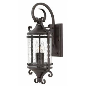 Casa - Two Light Outdoor Medium Wall Mount