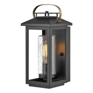 Atwater - One Light Outdoor Small Wall Mount