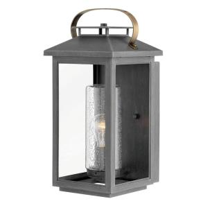 Atwater - One Light Outdoor Medium Wall Mount