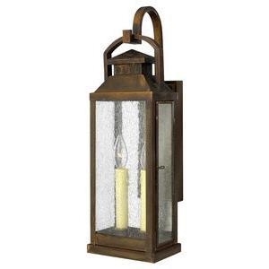 Revere - 2 Light Outdoor Medium Wall Lantern