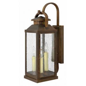 Revere - 3 Light Outdoor Large Wall Lantern
