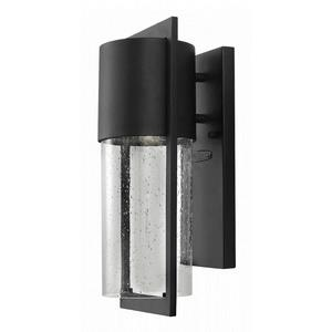 Shelter - One Light Outdoor Small Wall Mount