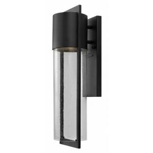 Shelter - 1 Light Medium Outdoor Wall Lantern in Transitional, Modern Style - 6.25 Inches Wide by 20.5 Inches High