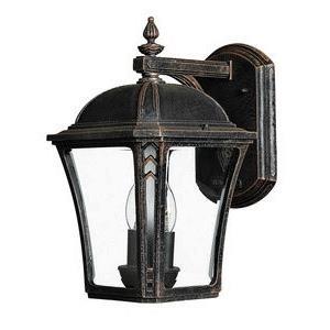 Wabash - Outdoor Medium Wall Mount Lantern
